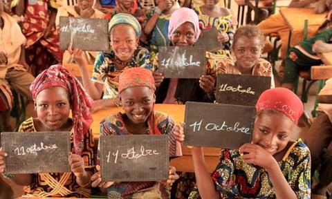 Commémoration de la journée  internationale de la fille: Sous le signe de l'interpellation de tous les acteurs