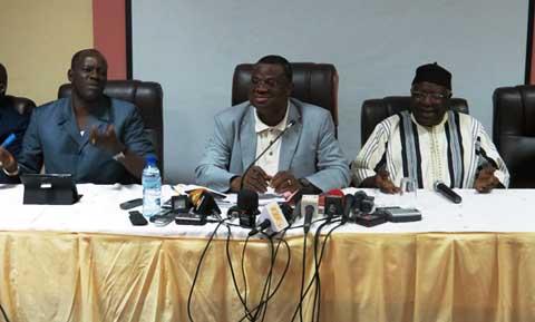 Dialogue politique national: la majorité tient l'opposition politique pour responsable de l'échec