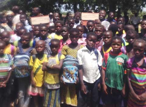 Bonyolo: L'excellence scolaire encore célébrée