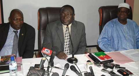 Hermann Yaméogo, co-président du Front Républicain: «Ce référendum est maintenant d'actualité»