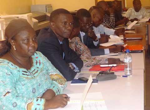 Ministère des transports, du désenclavement et des transports: des cadres outillés sur la procédure disciplinaire