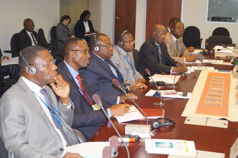 Bagrépôle: Les partenaires s'engagent à trouver un  financement additionnel de 52 milliards de francs  CFA pour le schéma directeur d'aménagement.