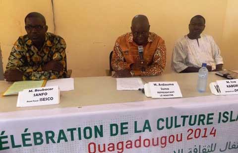 Boubacar Sanfo point focal de l'ISESCO-Burkina: «La protection et la promotion du patrimoine culturel ne sont pas antagonistes à l'exercice d'une foi religieuse»