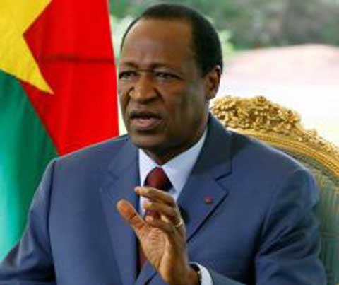 Réaction du président du Faso à la situation nationale:«Il y a toujours un choix …»