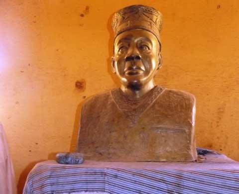 Mausolée de Naba Oubri: Le fondateur de Ouagadougou repose dans les herbes