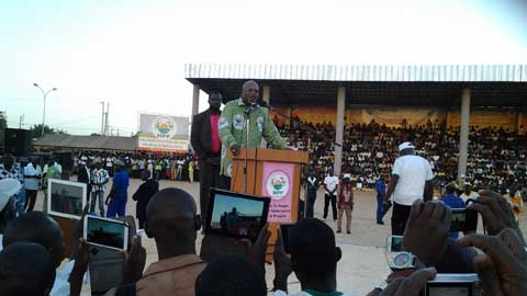 Roch Marc Christian Kaboré, Président du MPP: «Nous disons au Président Compaoré, de respecter la Constitution»
