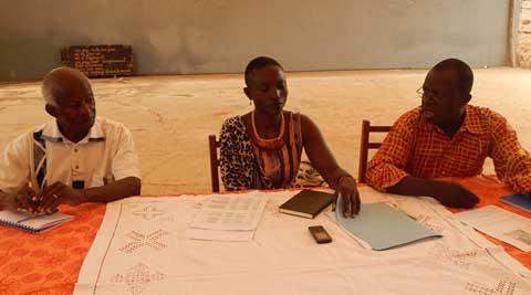 Odile Sankara: «L'œuvre de Amadou Bourou n'est pas finie»