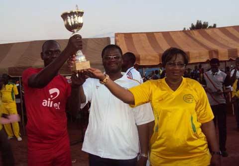 Coupe du gouverneur Nord: L'équipe du MENA remporte l'édition 2014