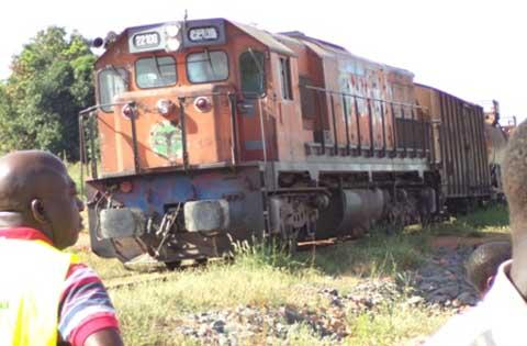 Banfora: Lorsqu'un conducteur de train évite un drame