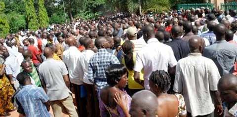 Bobo-Dioulasso: Ambiance d'une matinée assez mouvementée