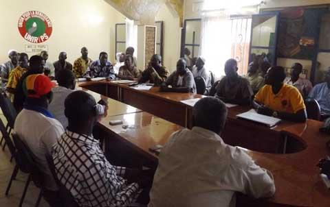 Bénéwendé Stanislas Sankara à propos de la situation nationale: «L'erreur n'est pas permise»
