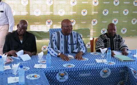 Journée nationale de protestation: le MPP mobilise ses troupes
