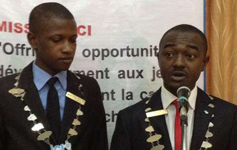 Jeune Chambre Internationale-Burkina Faso :les clubs Universitaire Ouaga Soleil et Ouagadougou dressent leur bilan