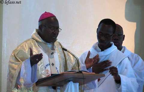 Rencontre des religions pour la paix au Burkina Faso.