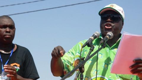 Marche-meeting de l'opposition politique: «Un succès phénoménal», selon Zéphirin Diabré