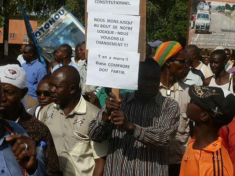 Journée de désobéissance civile dans le Kourittenga: Une marée humaine à Koupéla