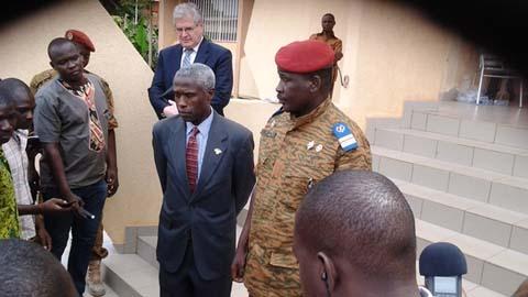 Transition politique au Burkina: les trois (3) exigences des USA