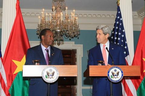 Les Etats- Unis d'Amérique et la France réaffirment leur opposition au projet de modification de la Constitution du Burkina Faso