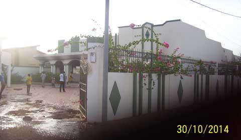 Manifestation contre la révision de l'article 37: trois morts et plusieurs domiciles incendiés à Ouahigouya