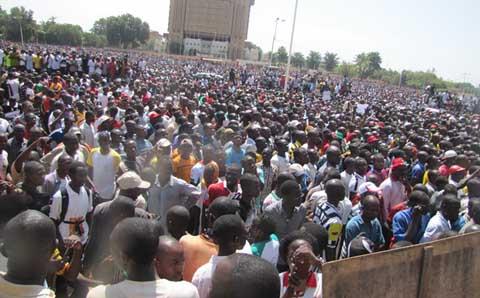 Démission de Blaise Compaoré: Retour sur une journée controversée (31 octobre)