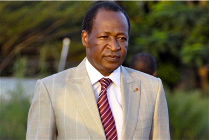 Appel du Président Compaoré à la Paix et à l'Union du Faso
