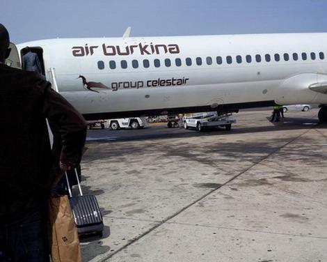 Air Burkina reprend ses vols