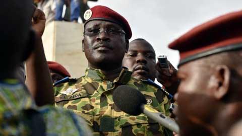 L'ascension express du lieutenant-colonel Zida au Burkina Faso