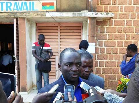 Situation nationale: Collectif syndical CGT-B dénonce les tentatives de récupération de la lutte du peuple