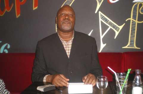 Sayouba Traoré: «On est tous d'accord, on veut le meilleur pour la patrie»