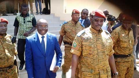 Situation politique: le Chef de l'Etat rencontre des présidents d'institution
