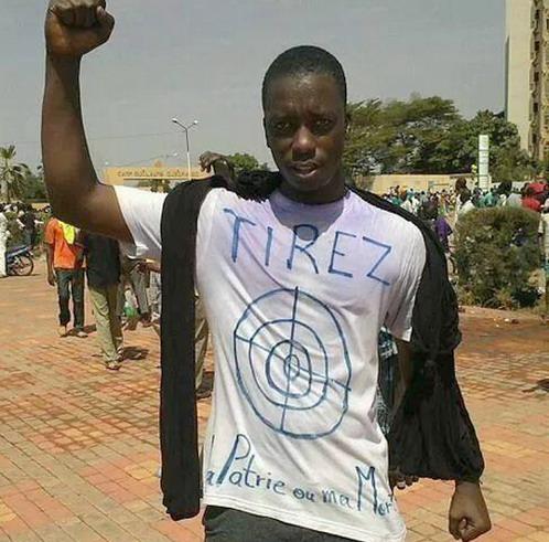 Les héros de l'insurrection populaire (2): Romuald Ouédraogo