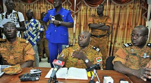 Situation nationale: Le commandement opérationnel fait le point de la situation sécuritaire