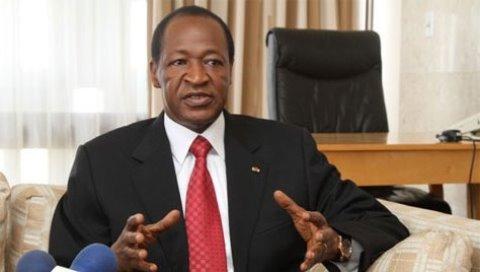 Blaise Compaoré accuse l'Opposition d'avoir comploté avec l'armée pour prendre le «pouvoir par la force»
