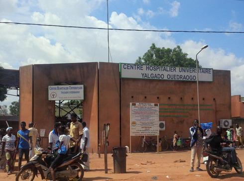 CHU Yalgado de Ouagadougou: Remboursements des frais médicaux des blessés des émeutes populaires