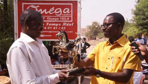 Médias: Radio Omega récompensée par ses auditeurs