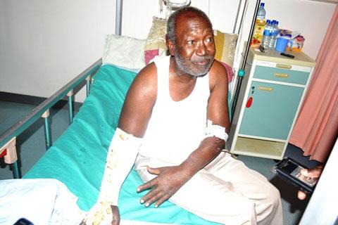 Prise en charges des blessés de l'insurrection populaire: L'Hôpital national Blaise Compaoré s'est démystifié en soignant gratuitement