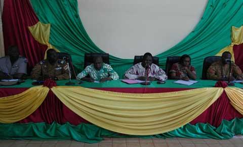 Bobo: Des Organisations de la société civile exigent la démission des maires