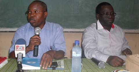 Université de Ouagadougou: L'école doctorale des Lettres, sciences humaines et communication présente ses publications