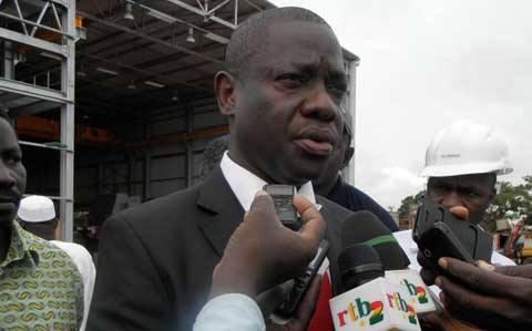 SONABEL: Le DG, Jean-Christophe Ilboudo, limogé par le Chef de l'Etat, Yacouba I. Zida
