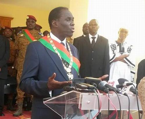 Michel Kafando sur RFI: le Faso ne peut être «à la merci des véreux»