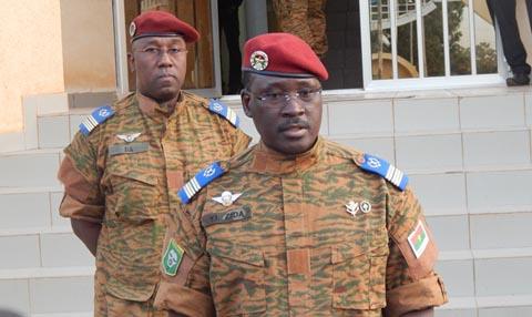 Premier ministre Yacouba Zida: «Nous allons œuvrer en toute humilité»