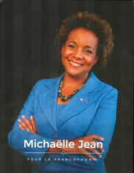 Michaëlle Jean: une femme de la diaspora noire pour incarner la Francophonie dans le monde