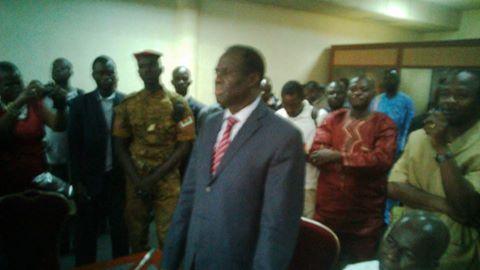 Le Burkina Faso de Michel Kafondo. Chronique d'une transition «d'exception» (1)