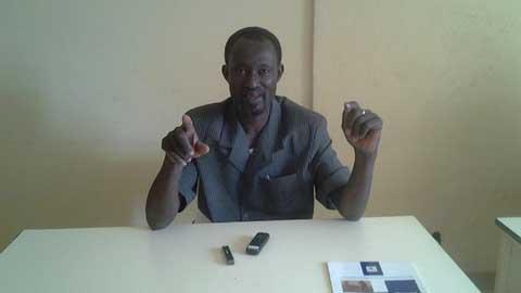 Mamadou Kabré, président du PRIT-Lannaya: «Ceux qui cherchent à aller au CNT ont raison»