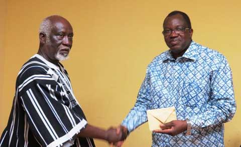 Soutien aux blessés des 30-31 octobre: la population de Diébougou apporte sa contribution