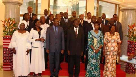 Gouvernement de transition: A la découverte des Ministres