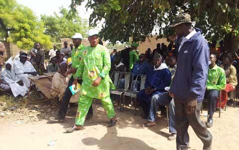Moussa Zerbo, responsable provincial de l'UPC dans le Houet: «Des politiciens veulent discréditer Zéphirin Diabré sur la seule base de son ethnie»