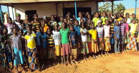 Trafic humain: 65 enfants interceptés à Ouahigouya