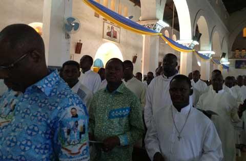 Eglise catholique: Jubilé des 150 ans de la mort du Frère Gabriel Taborin