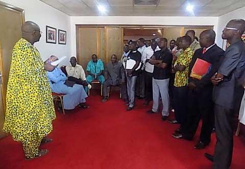 Conseil national de transition: La société civile a enfin ses 25 membres